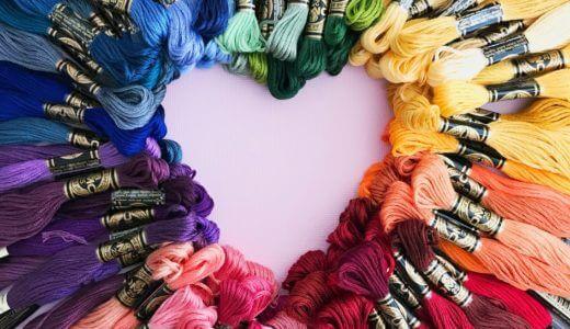 DMC25番刺繍糸 全色セット