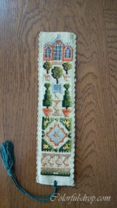Orangery Bookmark
