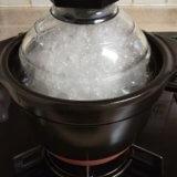 ごはんは真ん中がおいしい!炊く分量に合うお鍋を選ぶことが大切
